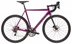 Rower Cannondale CAAD 12 Disc Dura-Ace purple/silver 2018