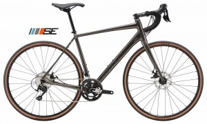 Rower Cannondale Synapse Disc 105 SE anthracite 2018