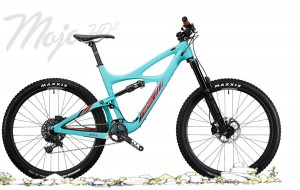 Rower Ibis mojo HD3 Special Blend 1X turquoise 2017