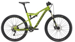Rower Cannondale Habit 5 acid green 2017