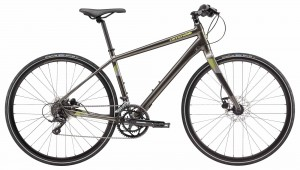 Rower Cannondale Quick 3 Disc anthracite 2018