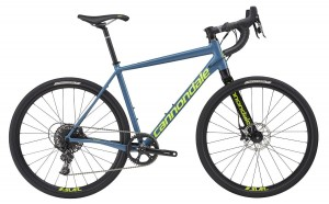 Rower Cannondale Slate Apex blue/volt 2017