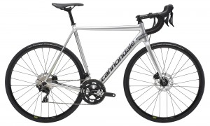Rower Cannondale CAAD 12 Disc 105 fine silver 2019