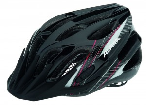 Kask rowerowy Alpina FB Junior 2.0 Flash  black/white/red r. 50-55