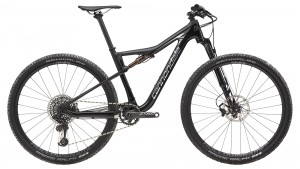 Rower Cannondale Scalpel Si Hi-Mod Carbon 1 jet black 2019