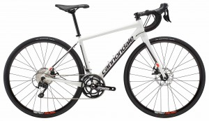 Rower Cannondale Synapse Disc Women's 105  cashmere/jet black 2018