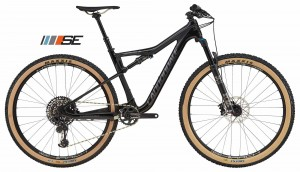 Rower Cannondale Scalpel Si Carbon SE 2  jet black/gray 2018