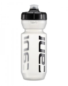Bidon rowerowy Cannondale Logo 600ml clear/black