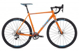 Rower Fuji Cross 1.1 orange 2018