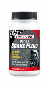 Płyn hamulcowy Finish Line Brake Fluid DOT 5.1 120ml