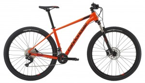 Rower Cannondale Trail 29 5 acid red/jet black 2019