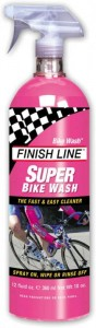 Preparat Finish Line Bike Wash 1000ml + atomizer
