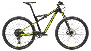 Rower Cannondale Scalpel Si 5 jet black/volt 2019