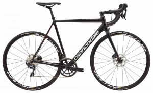 Rower Cannondale CAAD 12 Disc Ultegra jet black 2018