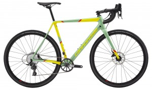 Rower Cannondale SuperX Apex 1 mint/yellow/acid red 2019