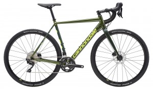 Rower Cannondale CAADX 105 vulcan green/volt 2019