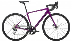 Rower Cannondale Synapse Carbon Disc Women's Ultegra deep purple 2019
