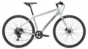 Rower Cannondale Quick Disc 2 sage gray/volt 2019