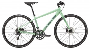 Rower Cannondale Quick Disc Women's 3 mint/slate 2019