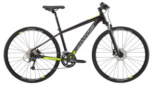 Rower Cannondale Quick Althea 2 galaxy/silver/volt  2019