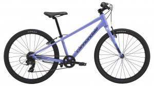 Rower Cannondale Quick 24 Girls violet 2019