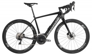 Rower Cannondale  Synapse NEO 1 jet black/fine silver 2019