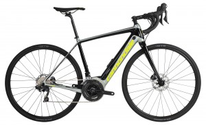 Rower Cannondale  Synapse NEO 2 jet black/sage gray/volt 2019