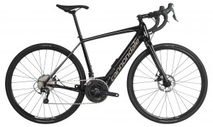 Rower Cannondale  Synapse NEO 3 jet black/meteor gray 2019