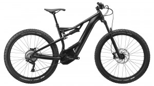 Rower Cannondale Moterra NEO 3 black pearl 2019
