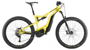 Rower Cannondale Moterra 2 hot yellow/jet black 2019