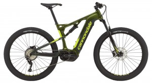 Rower Cannondale Cujo Neo 130 4 vulcan green/volt 2019