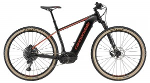 "Rower Cannondale Trail NEO 29"" 1 graphite/acid red 2019"