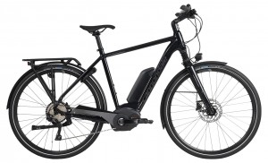 Rower Cannondale Tesoro Neo 1 black pearl 2019