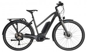 Rower Cannondale Tesoro Neo 1 Womens graphite 2019