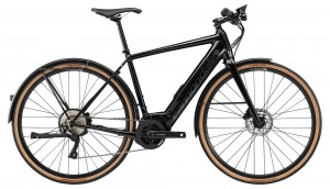 Rower Cannondale Quick NEO EQ graphite 2019