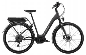 Rower Cannondale Mavaro City Performance 4 matte anthracite 2019