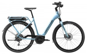 Rower Cannondale Mavaro Active City glacier blue 2019
