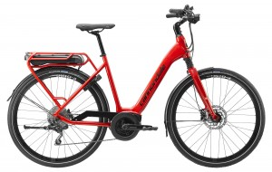 Rower Cannondale Mavaro Active City race red 2019