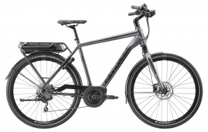 Rower Cannondale Mavaro Active Men anthracite 2019