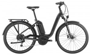 Rower Cannondale Mavaro Neo City 2 anthracite/jet black 2019