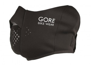 Maska Gore Wear M Gore Windstopper black One size