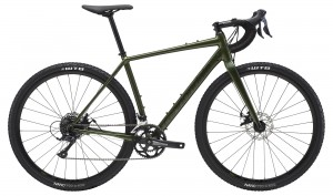Rower Cannondale Topstone Disc Sora SE vulcan green 2019