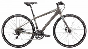 Rower Cannondale Quick 3 Disc Women's anthracite 2018