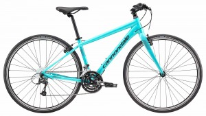 Rower Cannondale Quick 4 Women's turquoise 2018