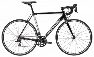 Rower Cannondale CAAD Optimo Sora black/white 2018