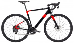 Rower Cannondale Topstone Carbon Force eTap AXS acid red 2020