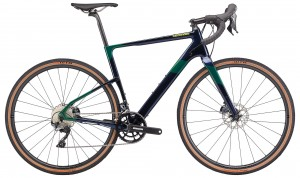 Rower Cannondale Topstone Carbon Ultegra RX midnight 2020