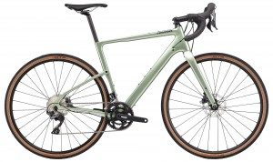 Rower Cannondale Topstone Carbon Ultegra RX 2 agave 2020