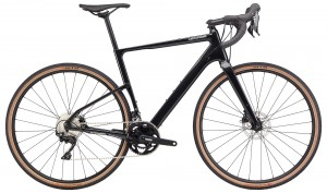 Rower Cannondale Topstone Carbon 105 black pearl 2020