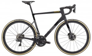 Rower Cannondale Super Six EVO Hi-Mod Disc Dura Ace Di2 black 2020